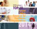 ECRI Top 10 Patient Safety Concerns