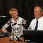 Photo of Kelley Hill And Terry Baker of Healthcare Tech Talk